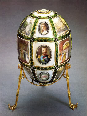 faberge eggs2 Faberge Expensive Easter Eggs