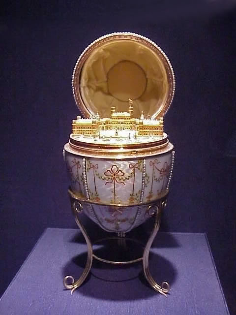 faberge eggs3 Faberge Expensive Easter Eggs