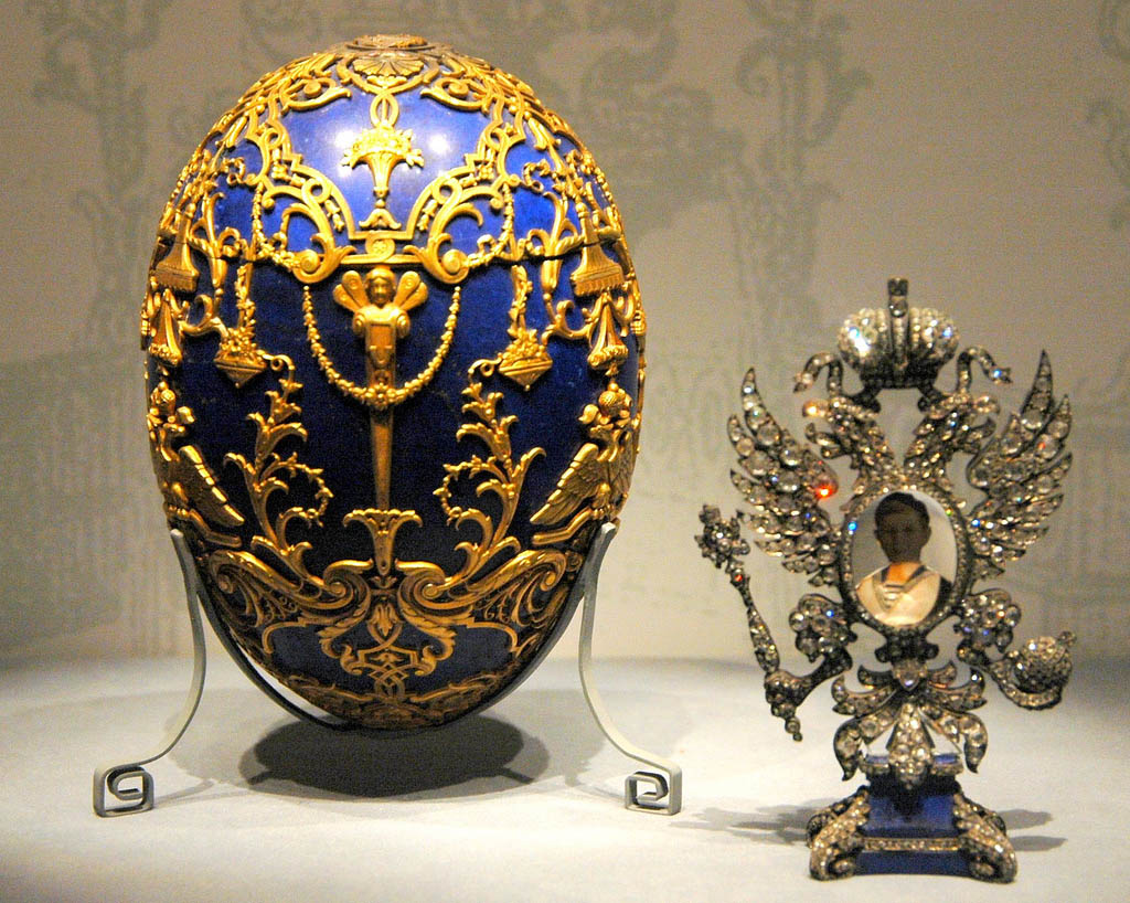 faberge eggs7 Faberge Expensive Easter Eggs