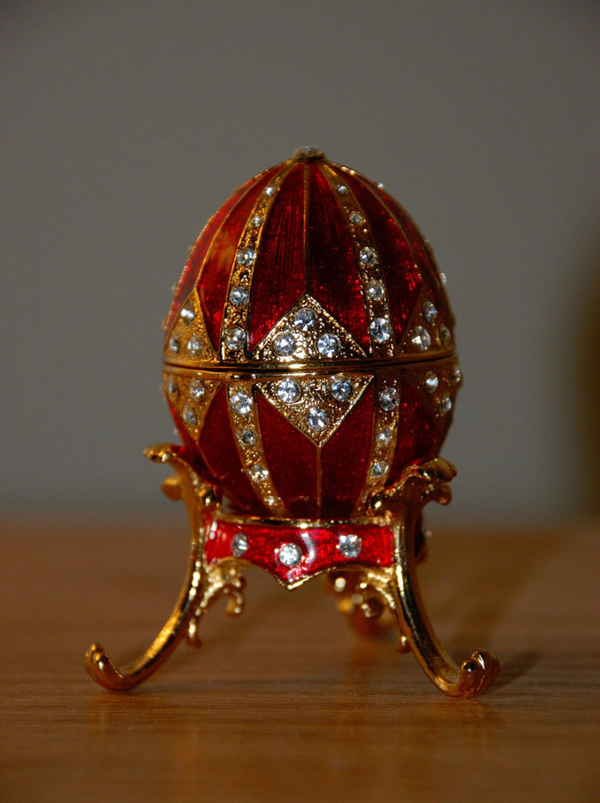 faberge eggs8 Faberge Expensive Easter Eggs
