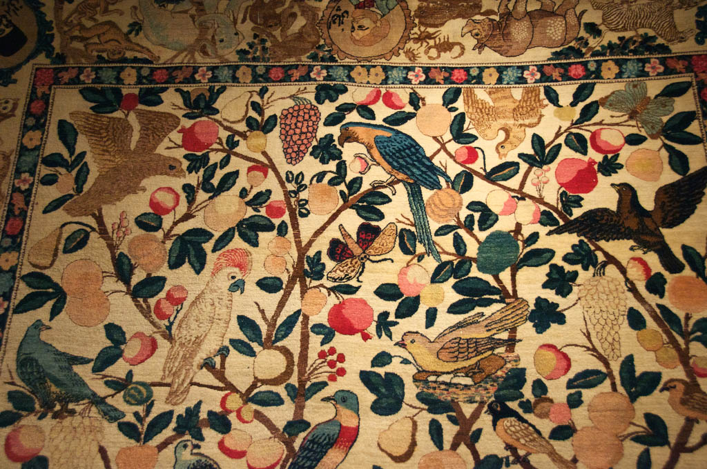 persian carpet7 Handmade Persian Carpets