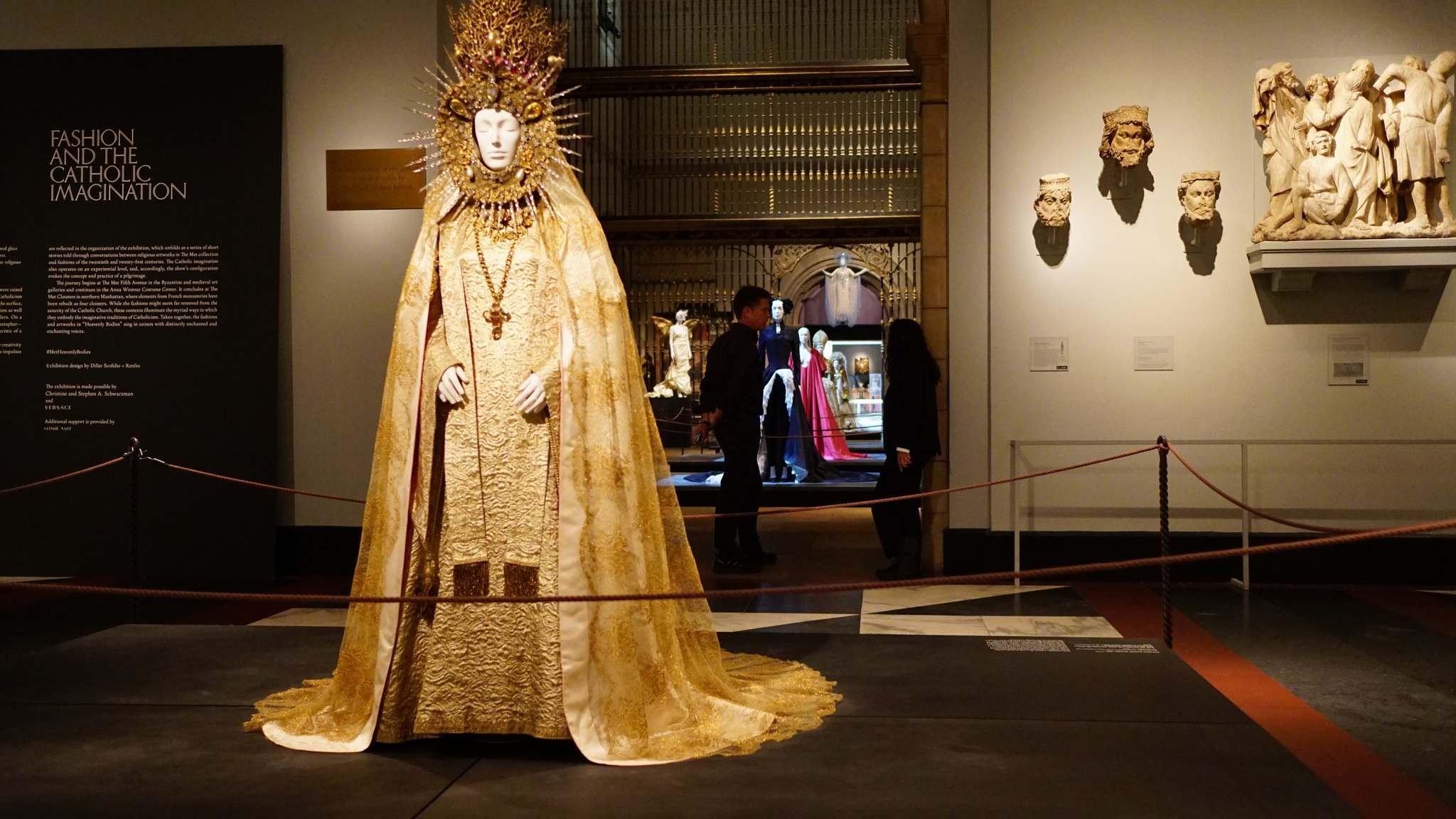 heavenly bodies10 Heavenly Bodies: Fashion and the Catholic Imagination in MET