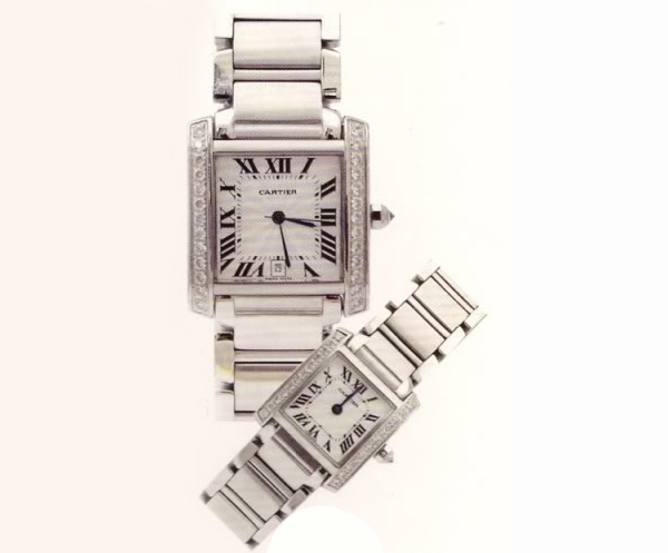 cartier watches7 How to Identify Fake Cartier Watches ?