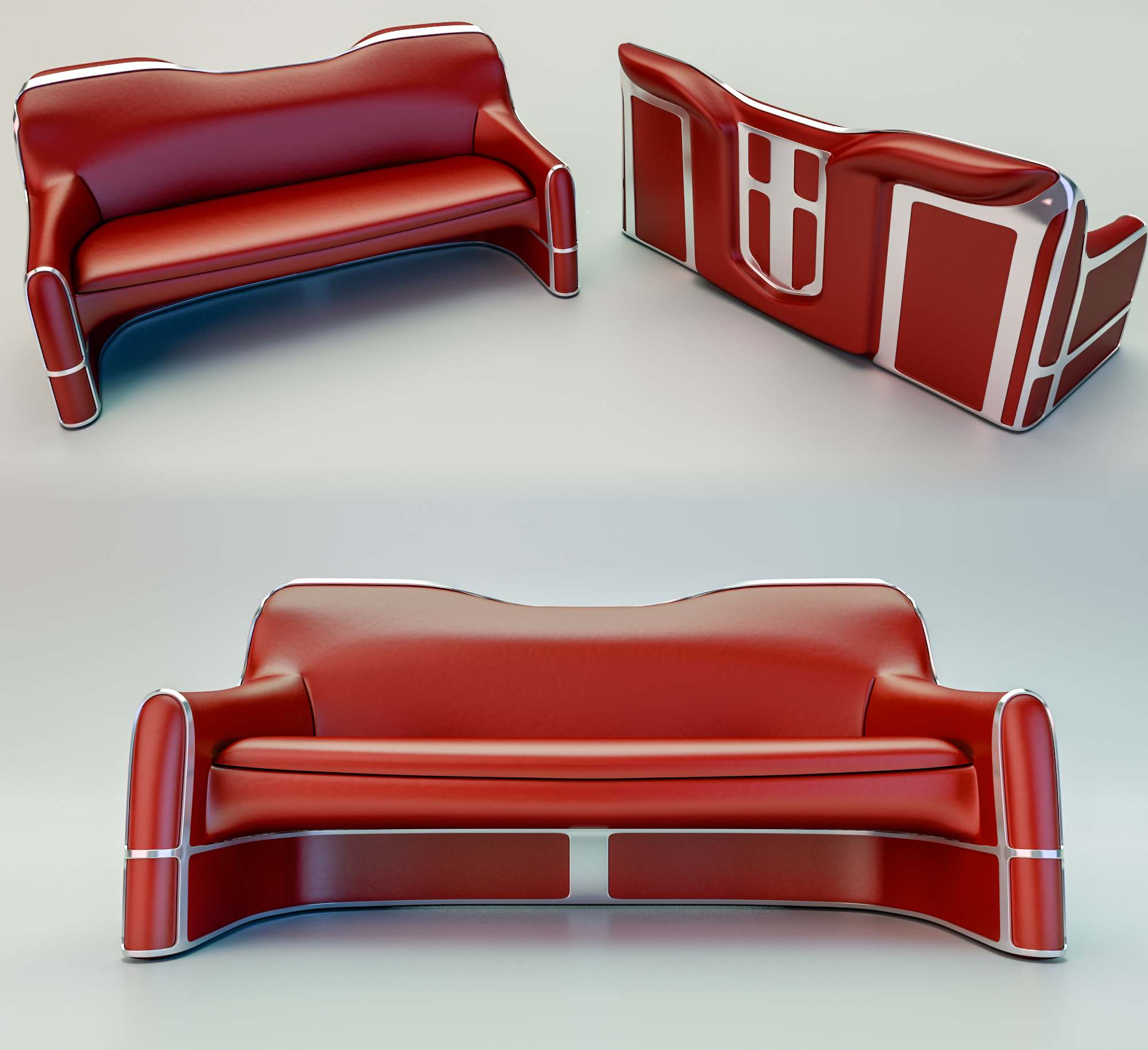 industrialdesign10 Industrial Design Modeled and Rendered in Modo by Mike Grauer