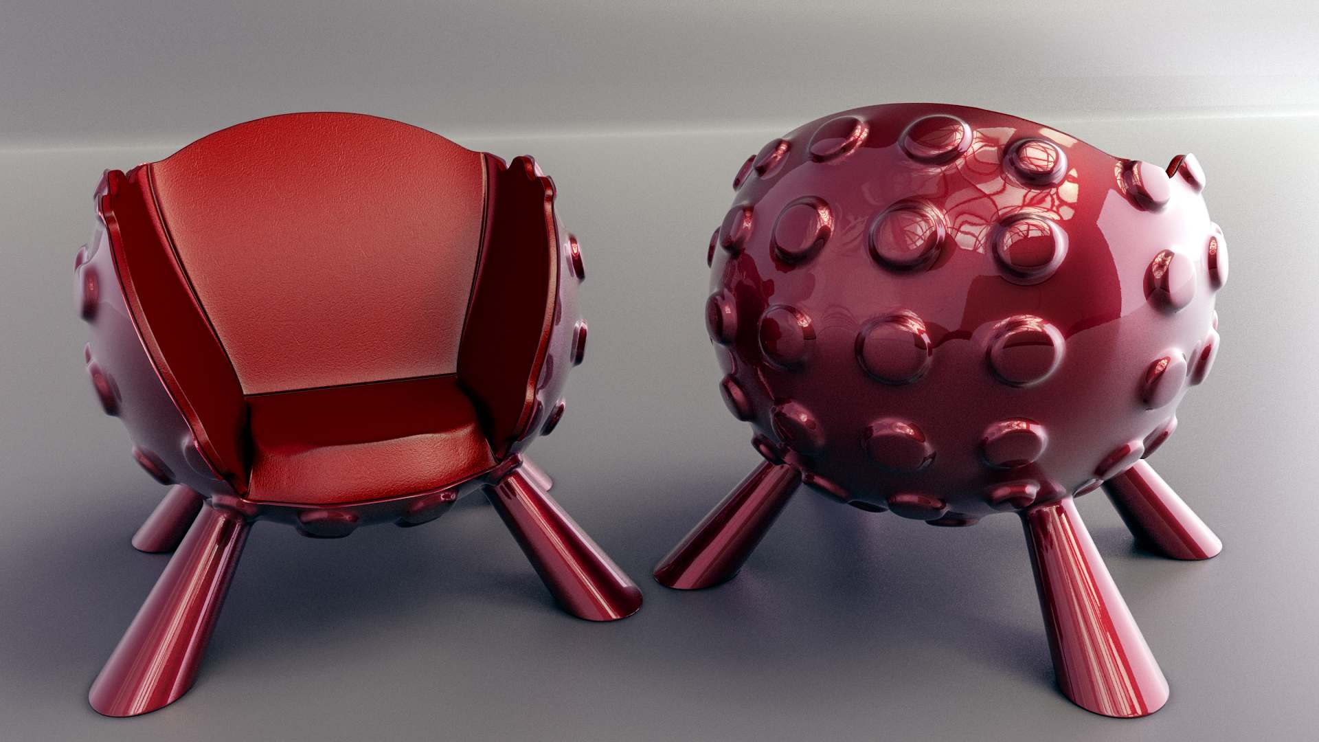 industrialdesign17 Industrial Design Modeled and Rendered in Modo by Mike Grauer