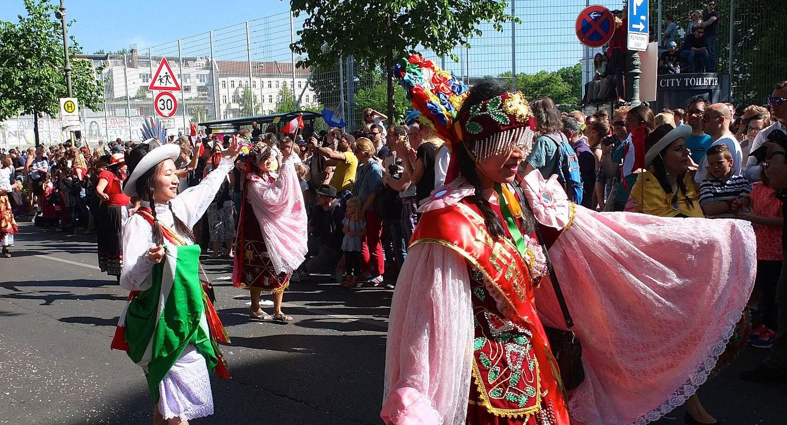 karnevalderkulturen4 KdK   Karneval der Kulturen in Berlin (Carnival of Cultures)