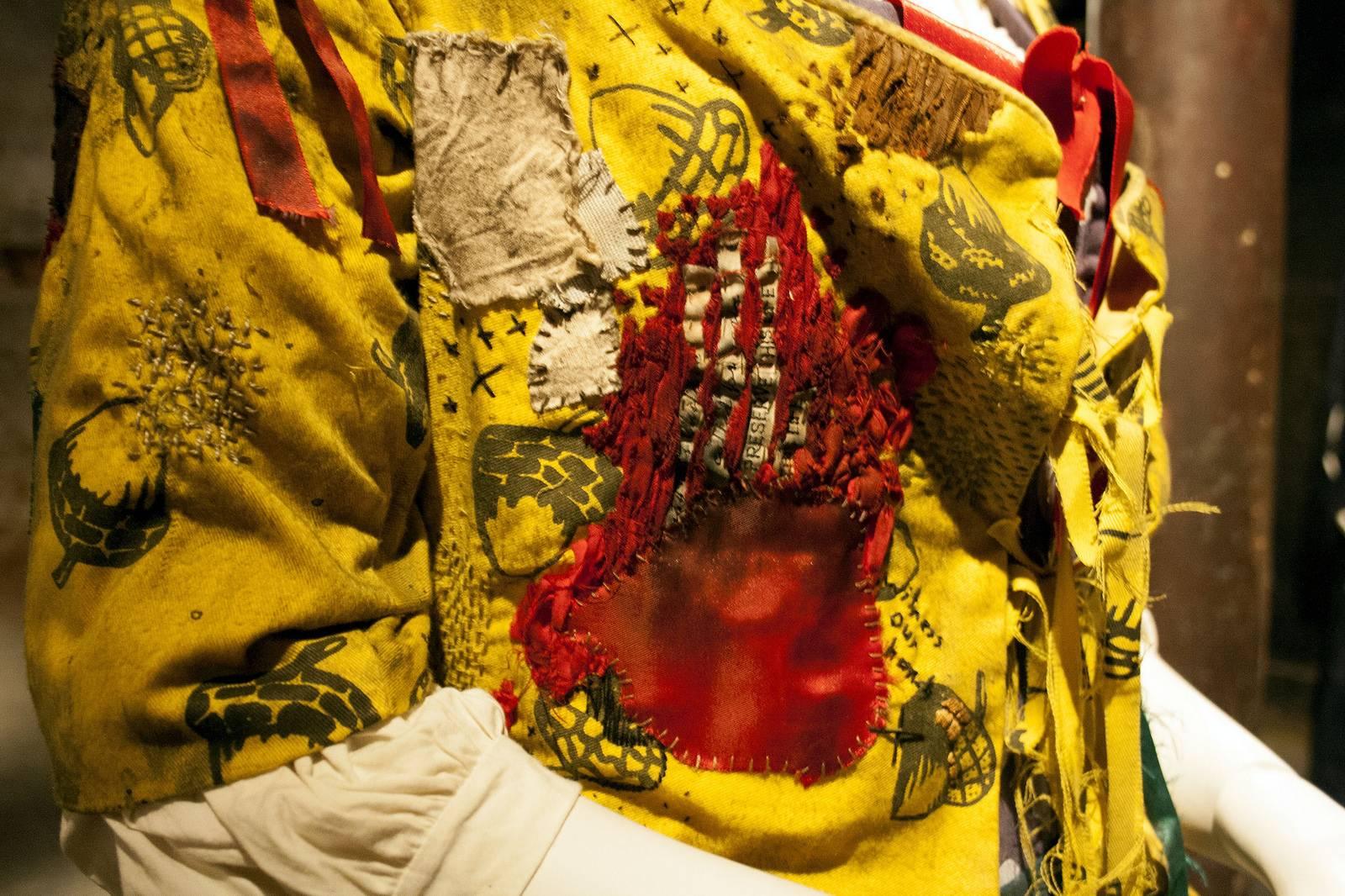 lcf13 London College of Fashion Exhibition 2015