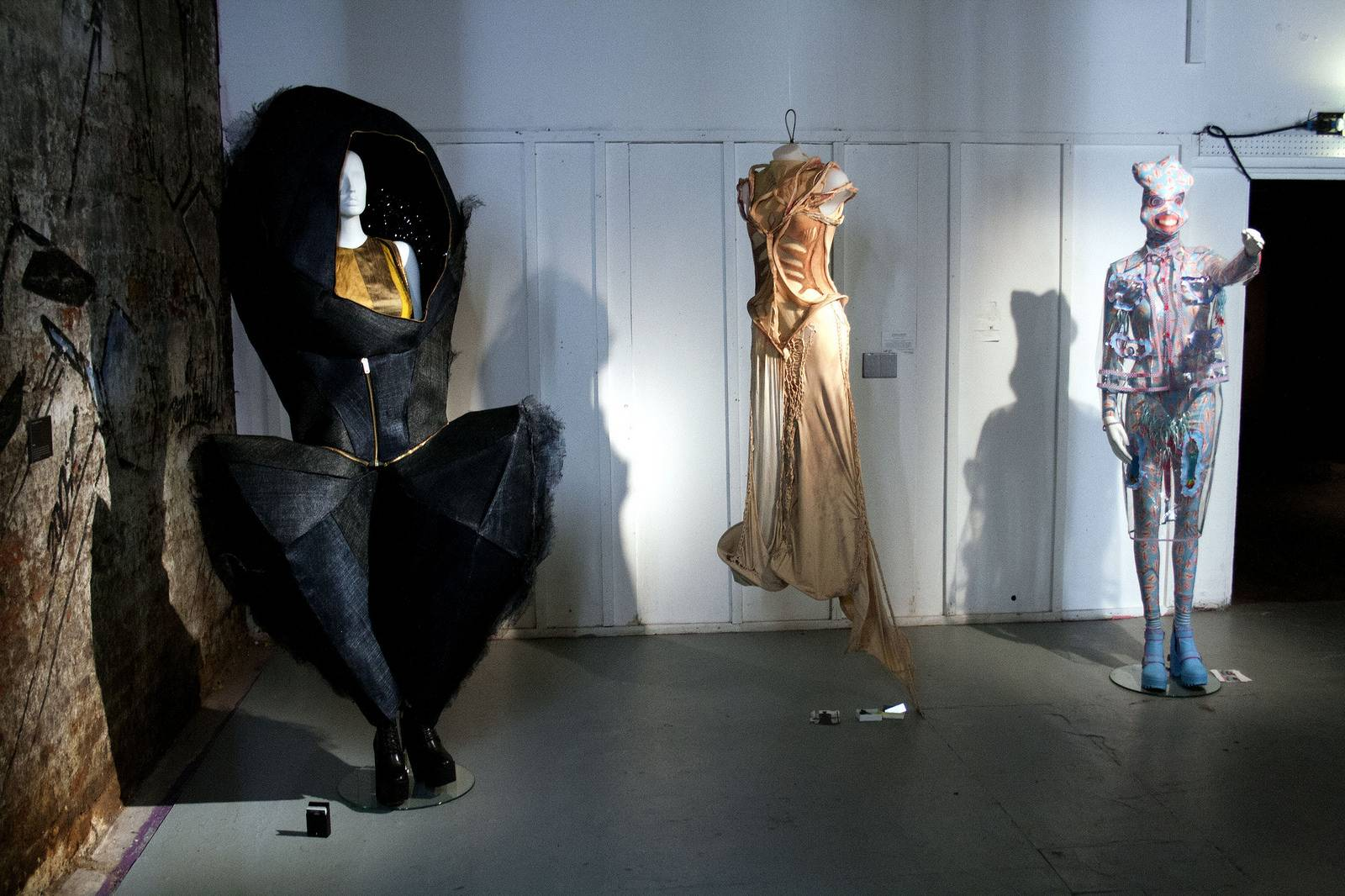 lcf6 London College of Fashion Exhibition 2015