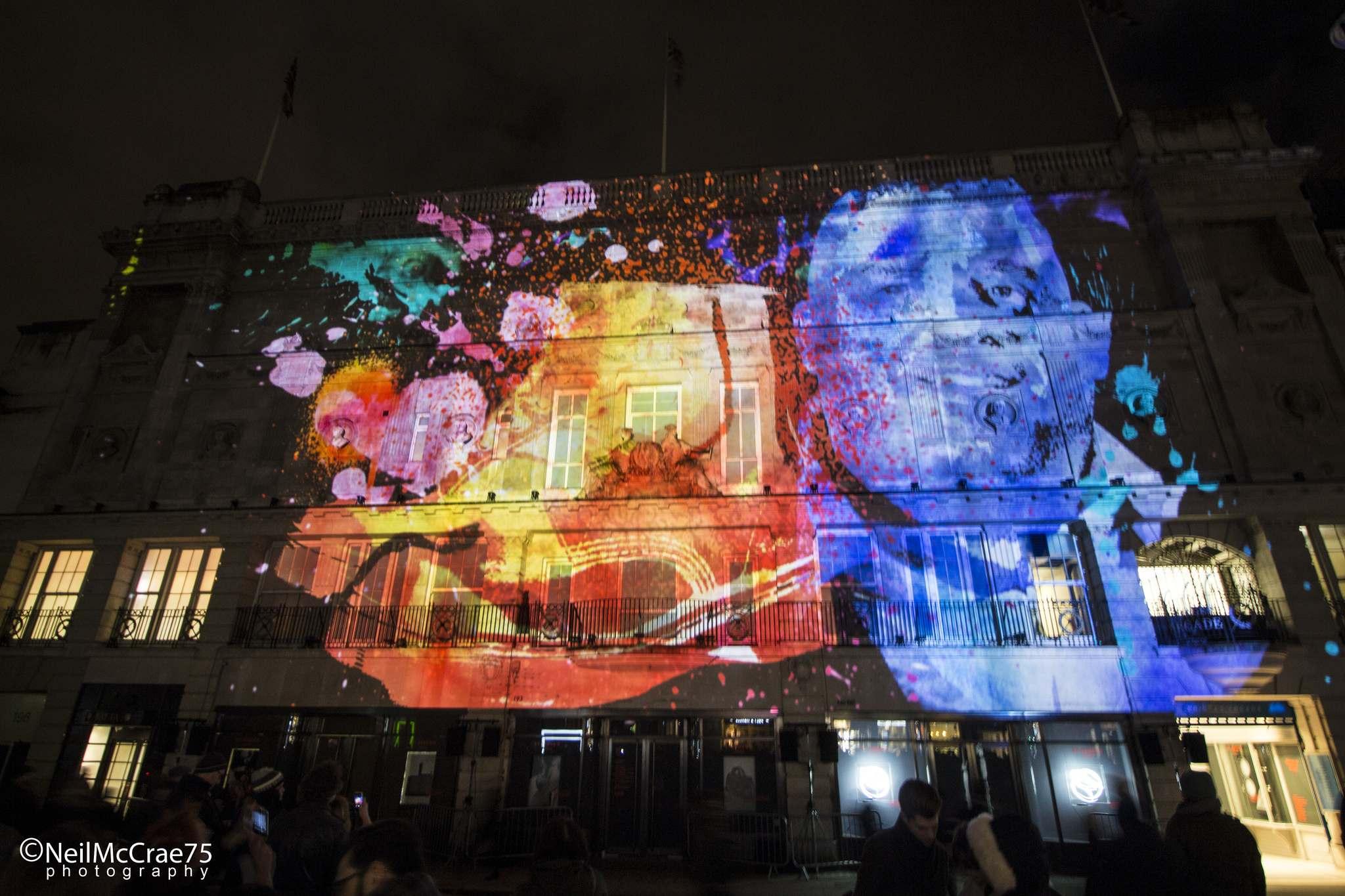 london lumiere festival11 The London Light Lumiere Festival by Neil McCrae