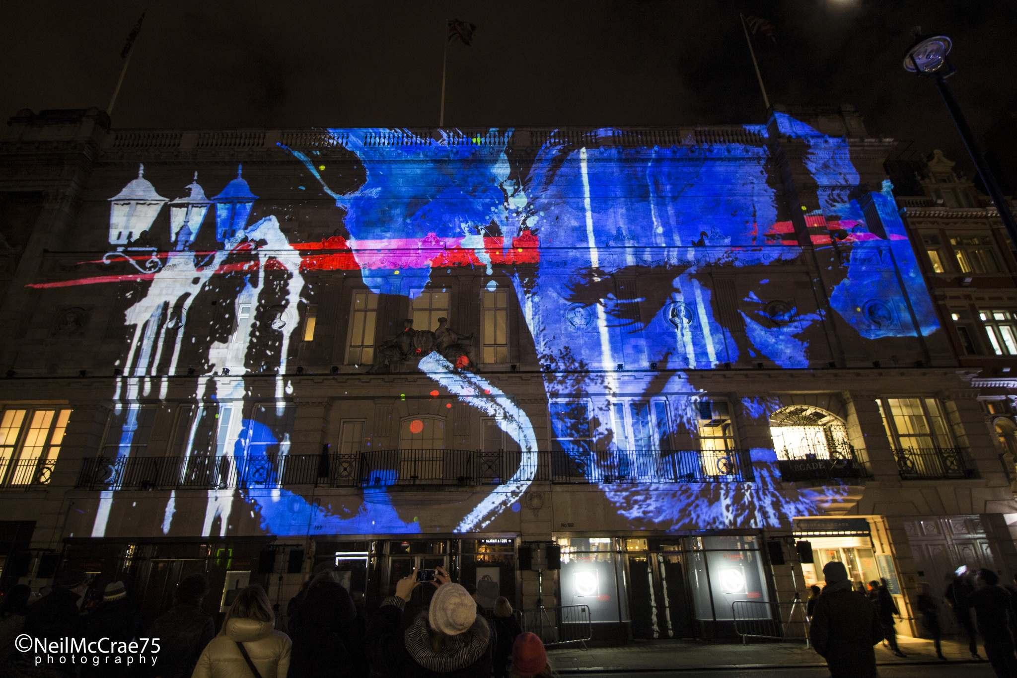 london lumiere festival14 The London Light Lumiere Festival by Neil McCrae