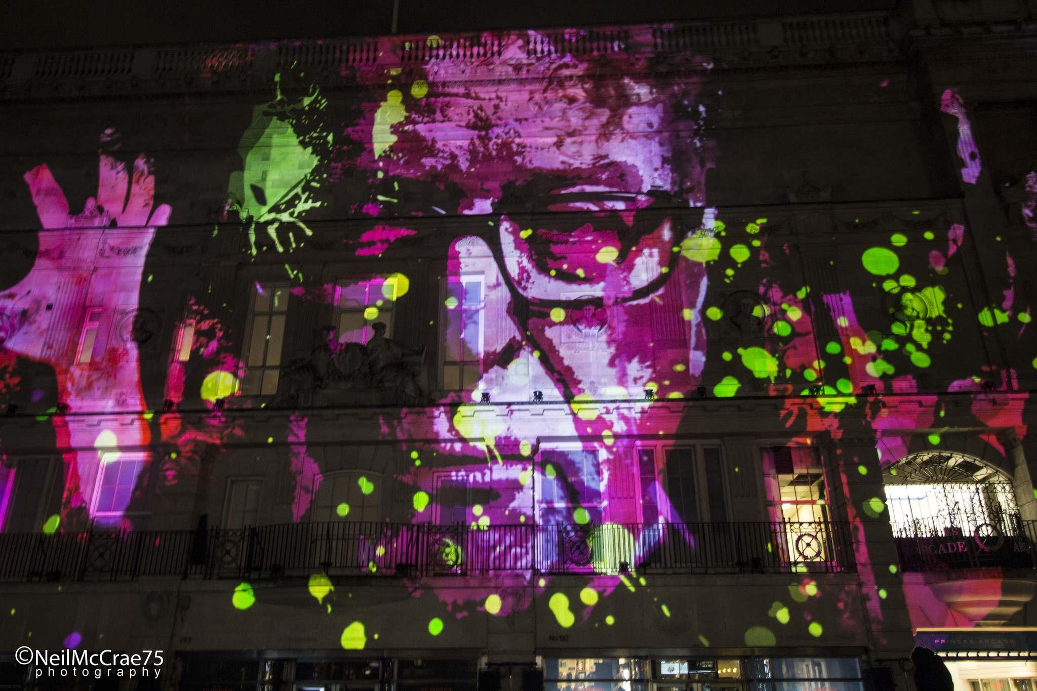 london lumiere festival8 The London Light Lumiere Festival by Neil McCrae