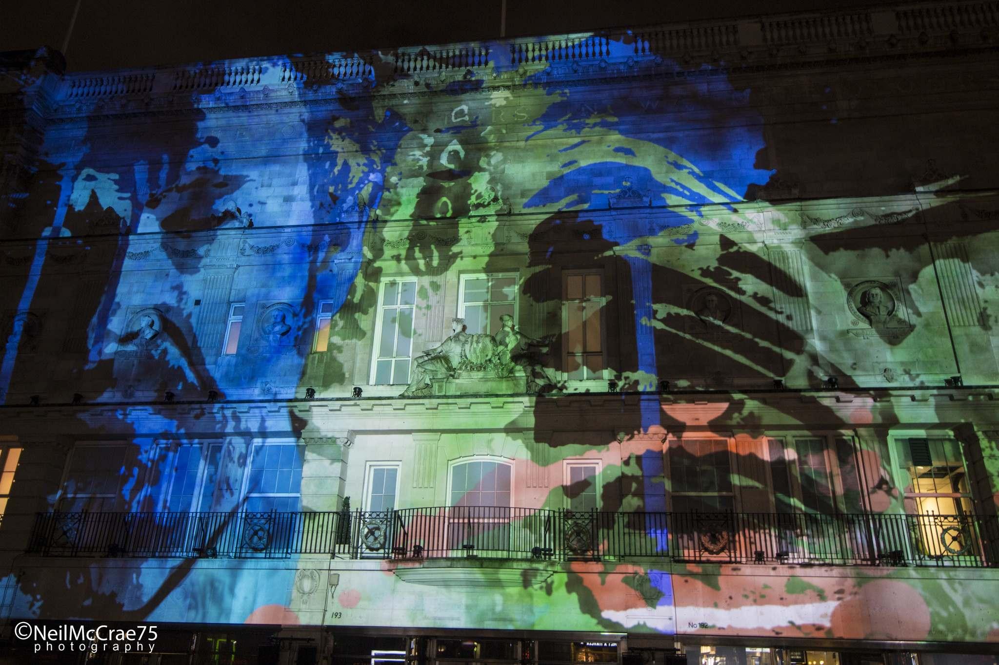 london lumiere festival9 The London Light Lumiere Festival by Neil McCrae