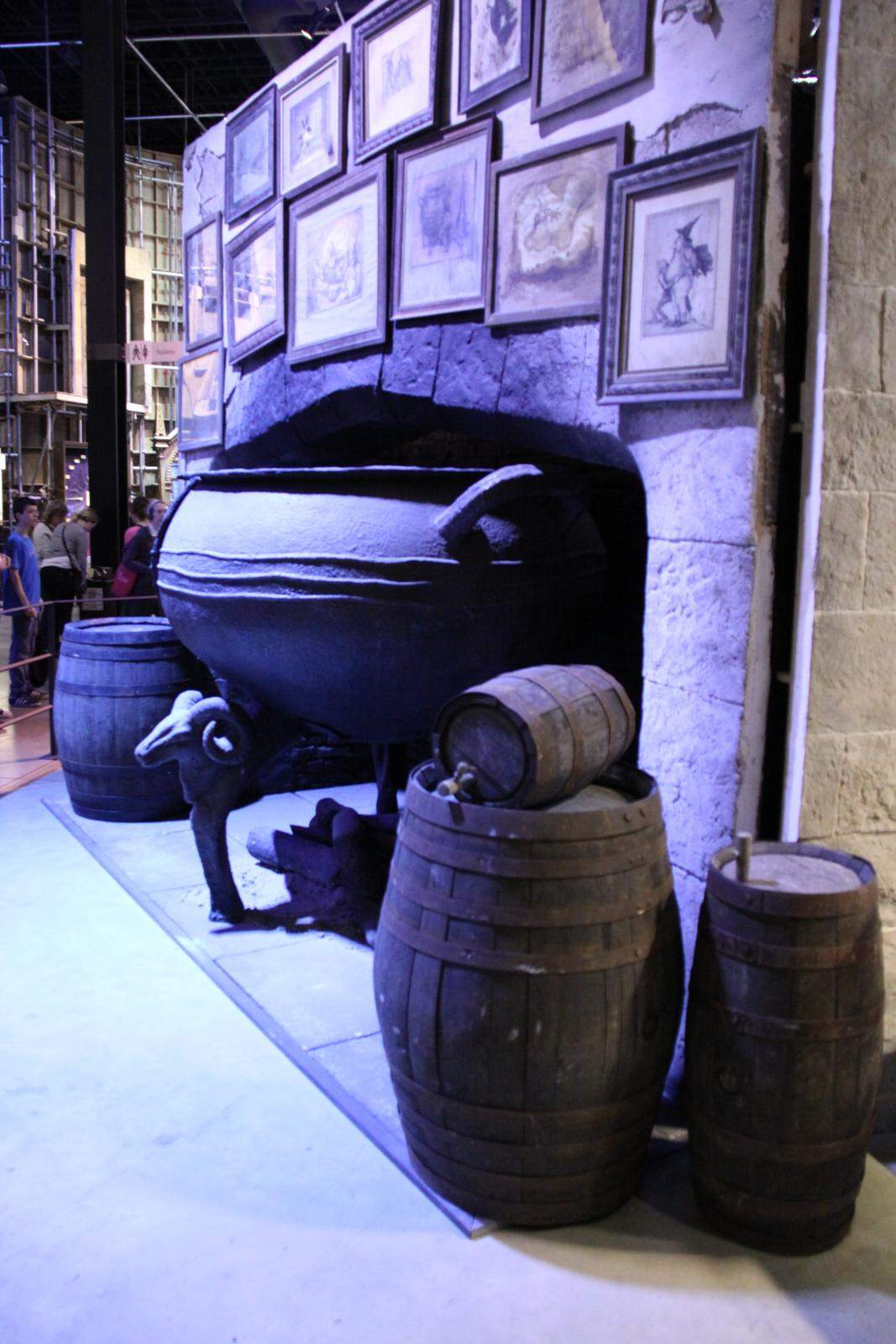 making harry potter12 The Making of Harry Potter, Warner Bros Studio London