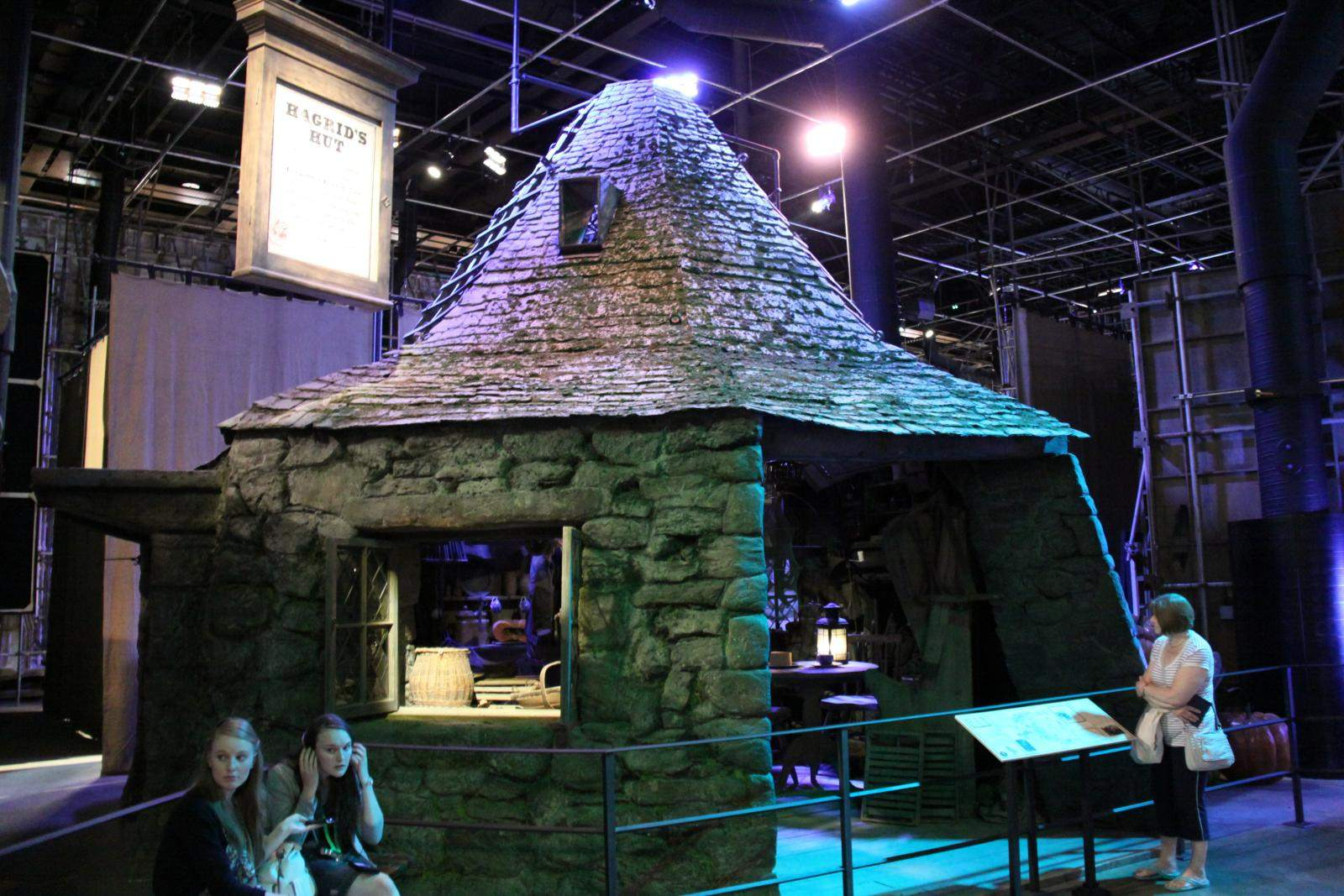 making harry potter13 The Making of Harry Potter, Warner Bros Studio London