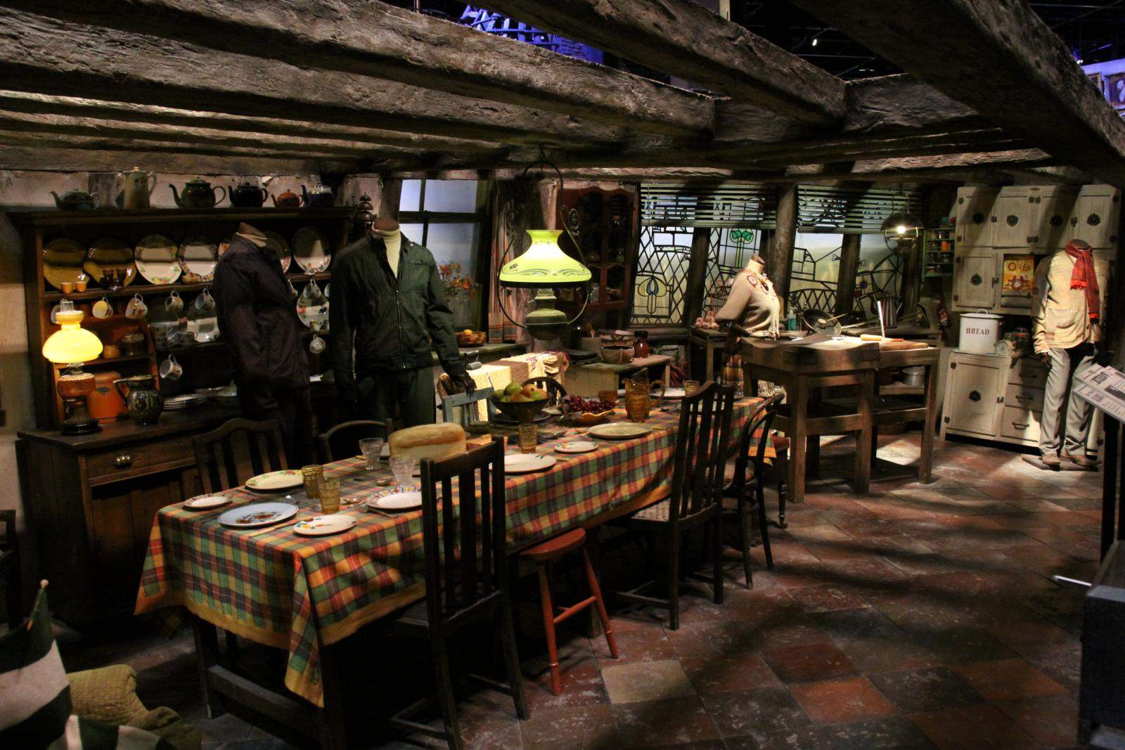 making harry potter14 The Making of Harry Potter, Warner Bros Studio London