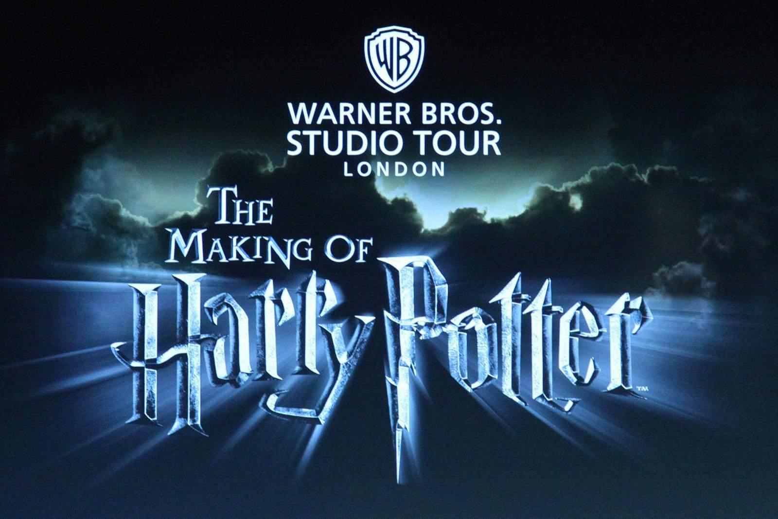 making harry potter18 The Making of Harry Potter, Warner Bros Studio London