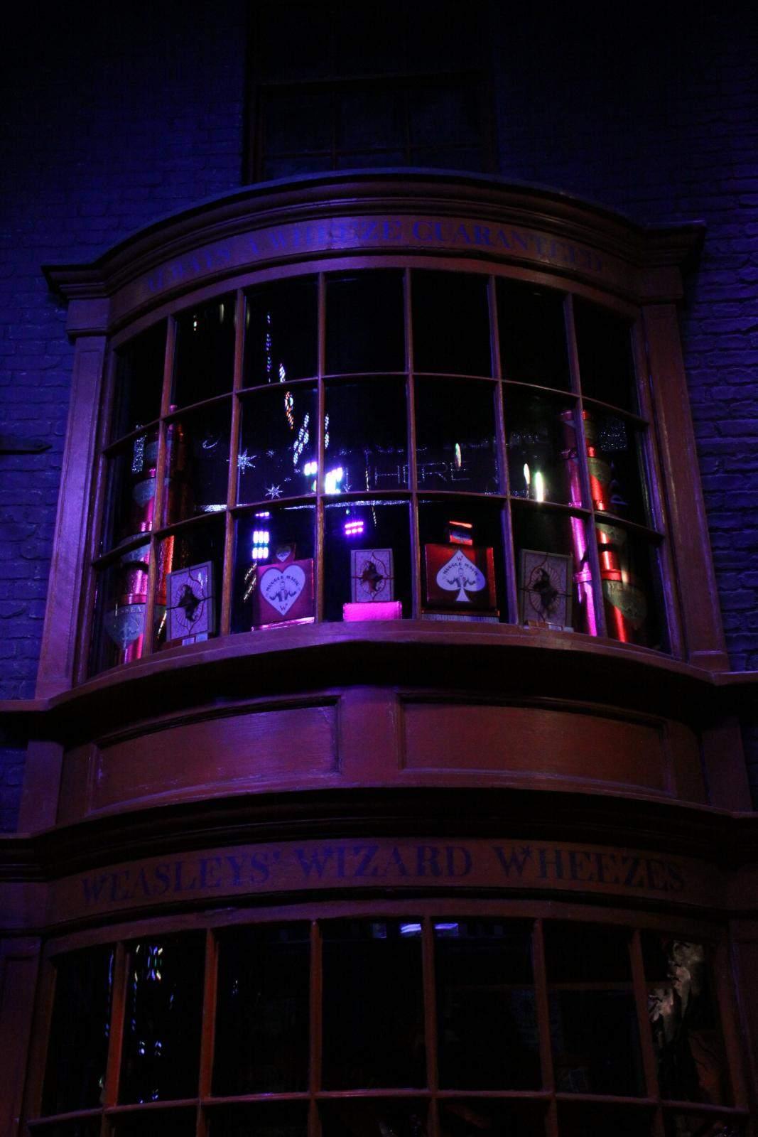 making harry potter4 The Making of Harry Potter, Warner Bros Studio London