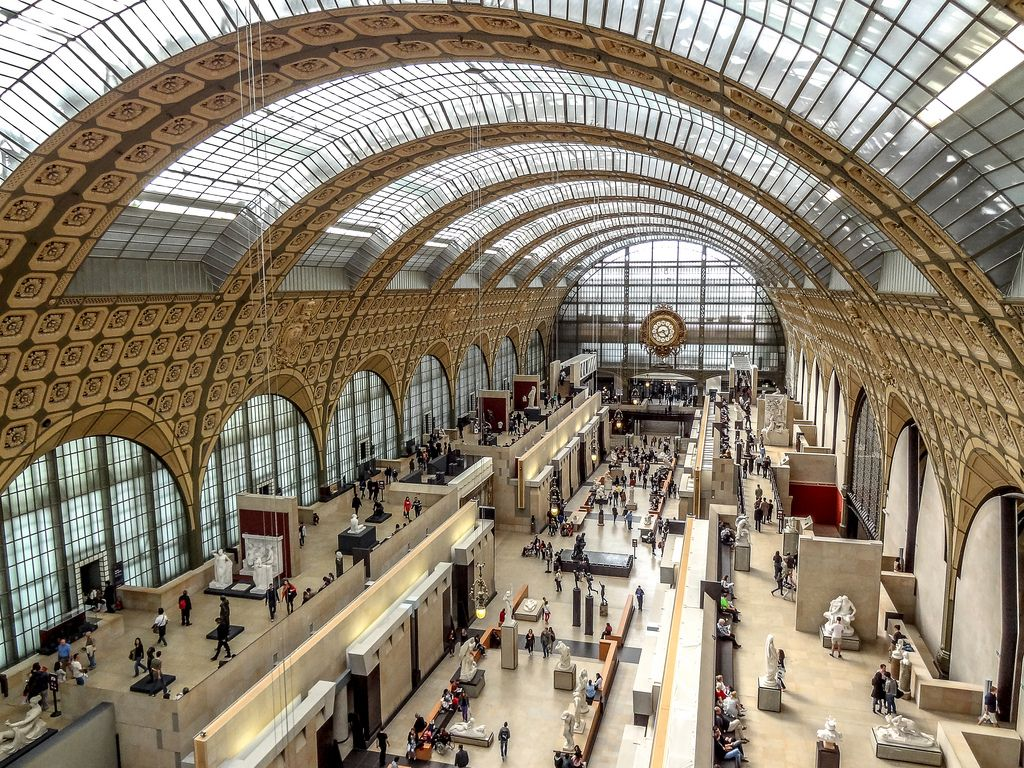 museum orsay Musee d Orsay in Paris