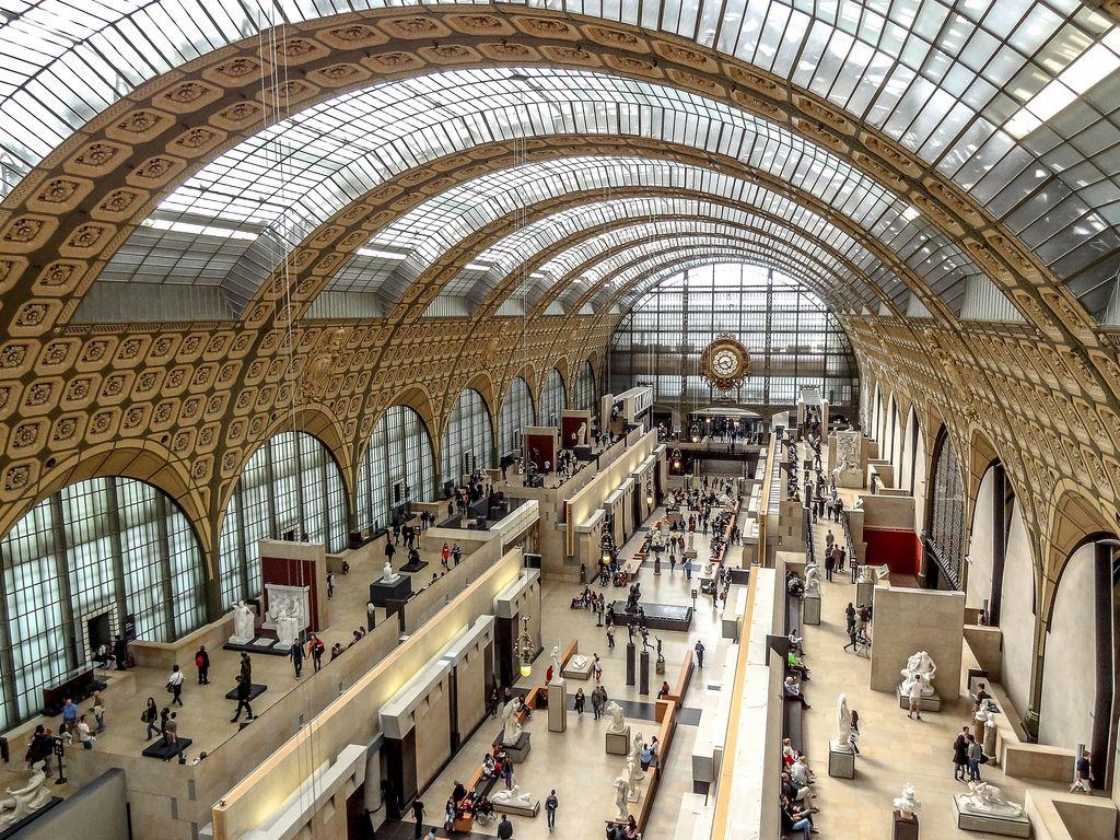 museum orsay Musee d Orsay in Paris