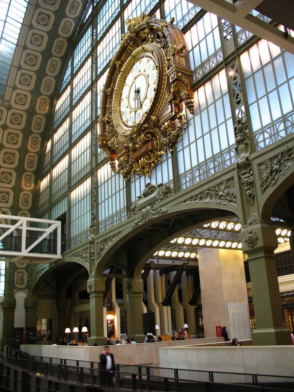 museum orsay1 Musee d Orsay in Paris