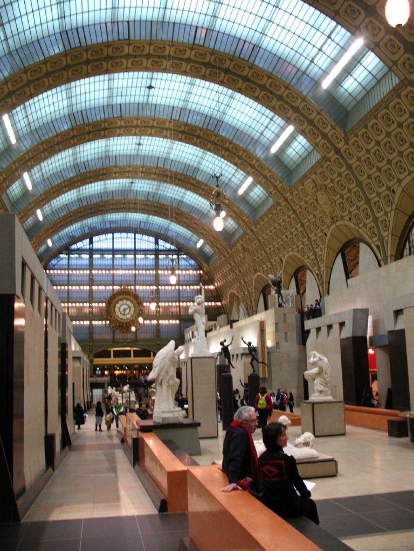 museum orsay4 Musee d Orsay in Paris