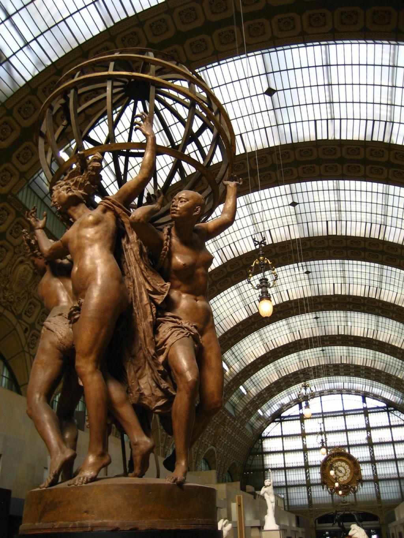 museum orsay5 Musee d Orsay in Paris