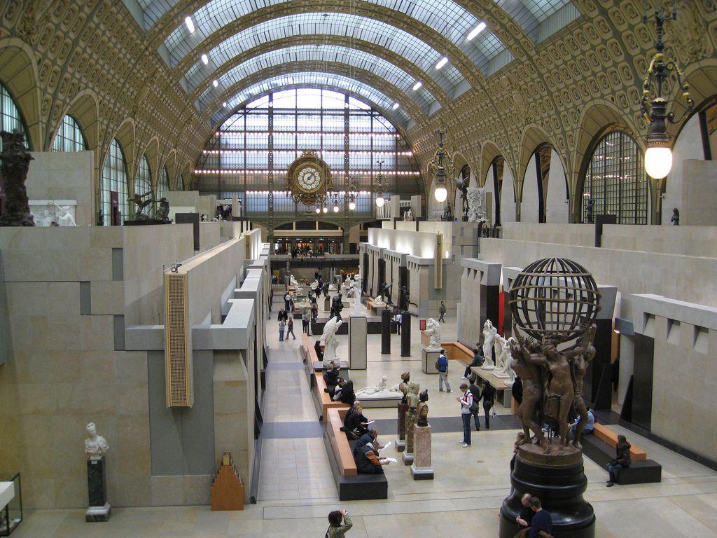 museum orsay6 Musee d Orsay in Paris