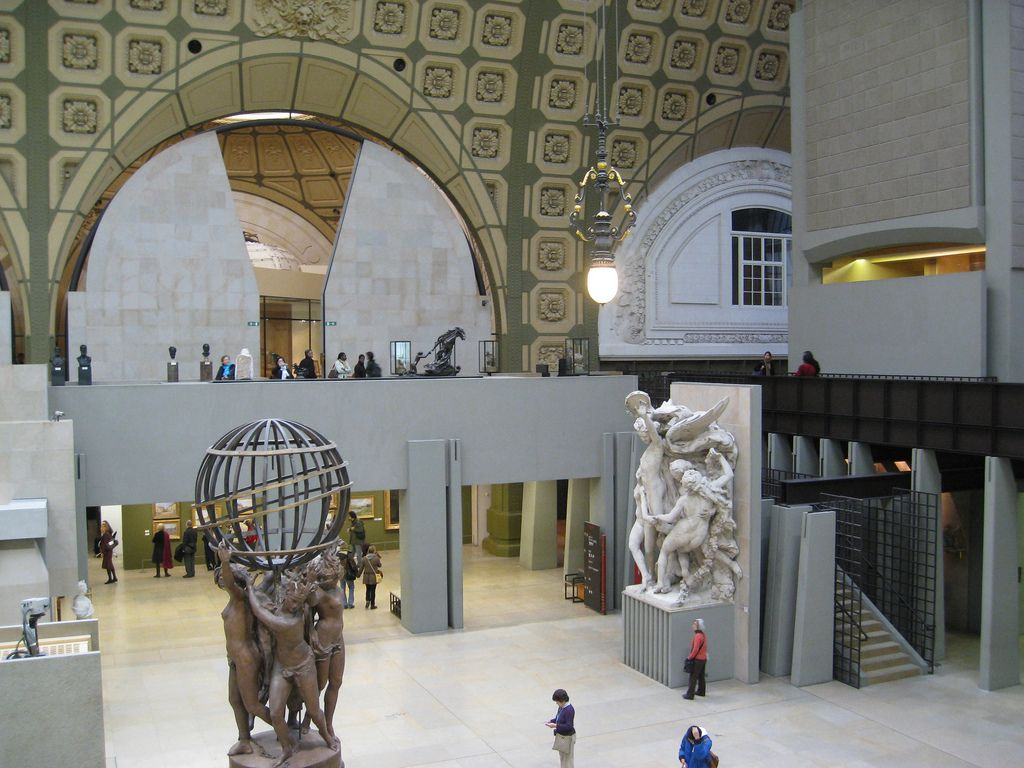 museum orsay7 Musee d Orsay in Paris