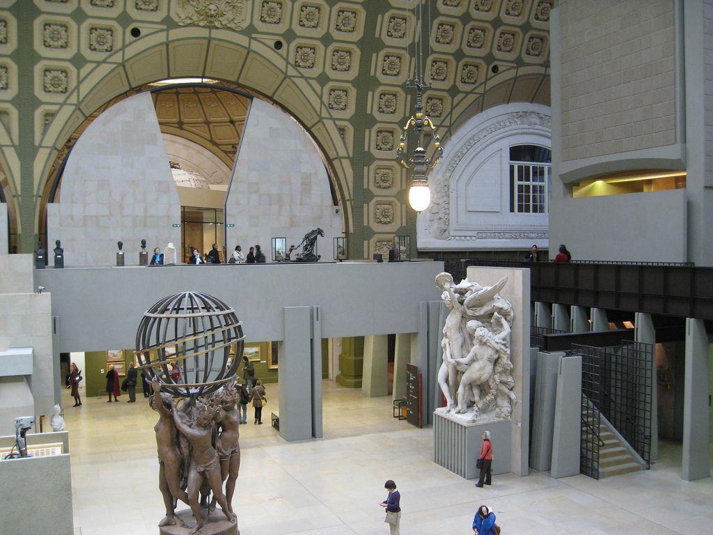 museum orsay7 Musee d Orsay in Paris