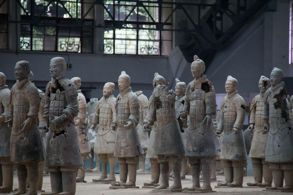 terra cotta warriors4 Museum of Qin Terracotta Warriors