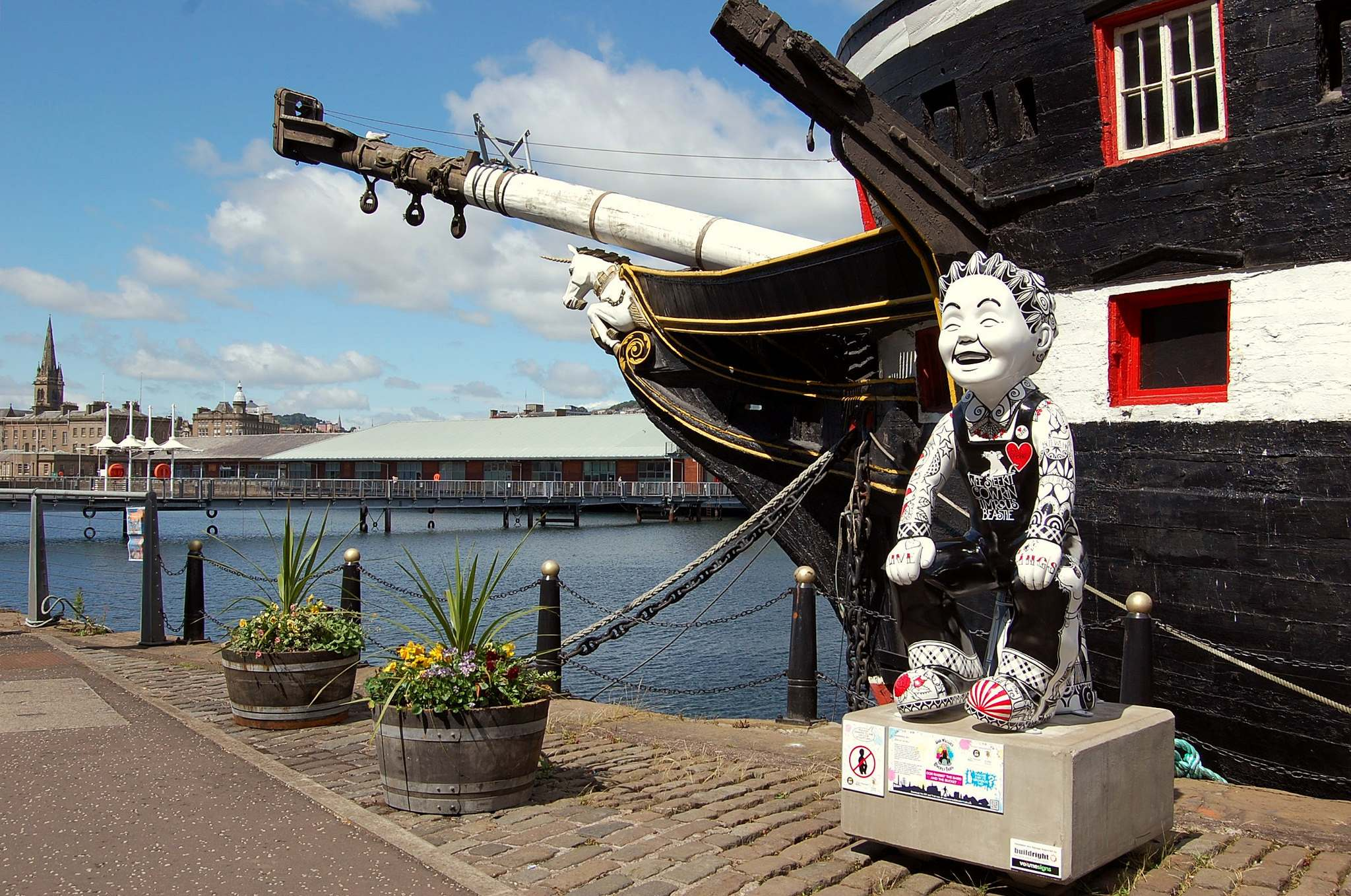 wullie Oor Wullie Bucket Trail in City of Dundee