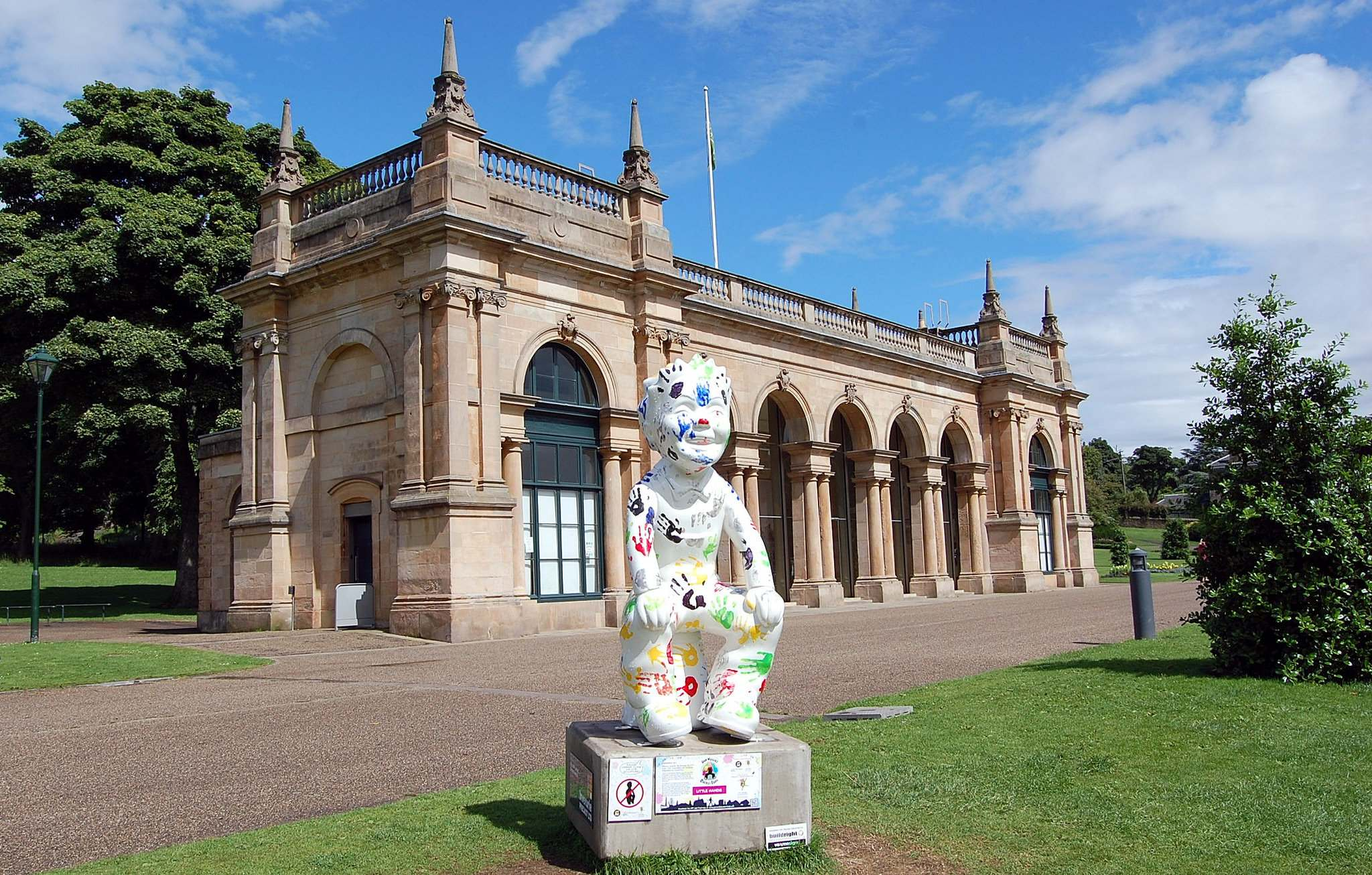wullie1 Oor Wullie Bucket Trail in City of Dundee