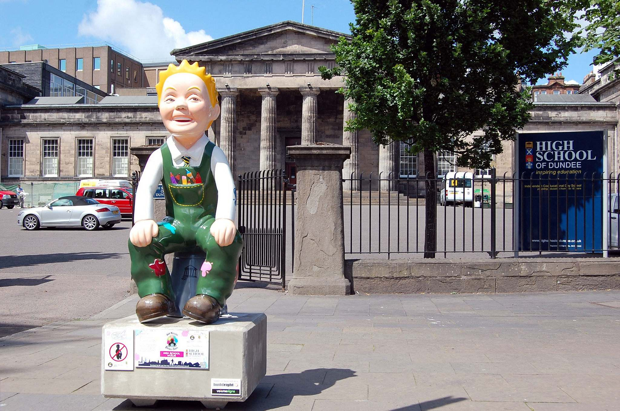 wullie12 Oor Wullie Bucket Trail in City of Dundee