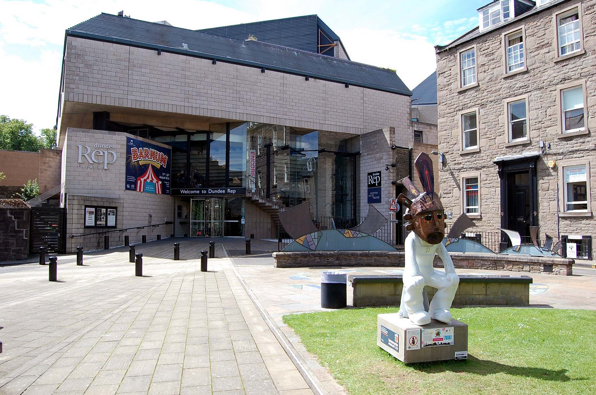 wullie14 Oor Wullie Bucket Trail in City of Dundee