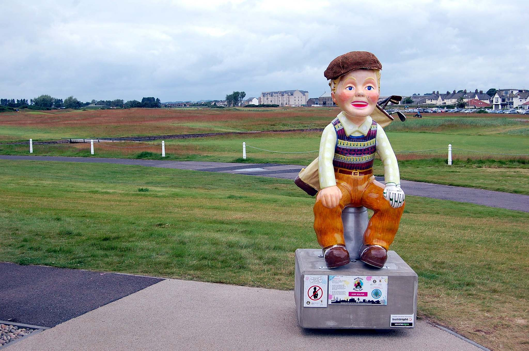wullie15 Oor Wullie Bucket Trail in City of Dundee