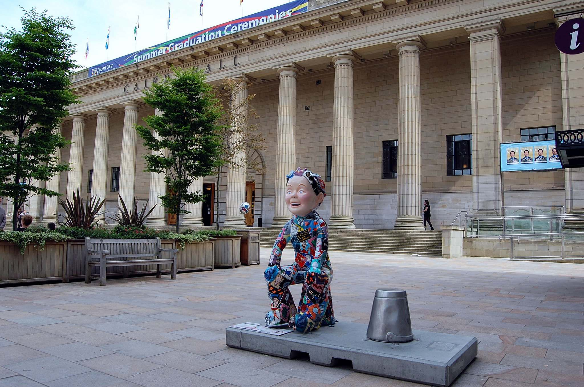 wullie16 Oor Wullie Bucket Trail in City of Dundee