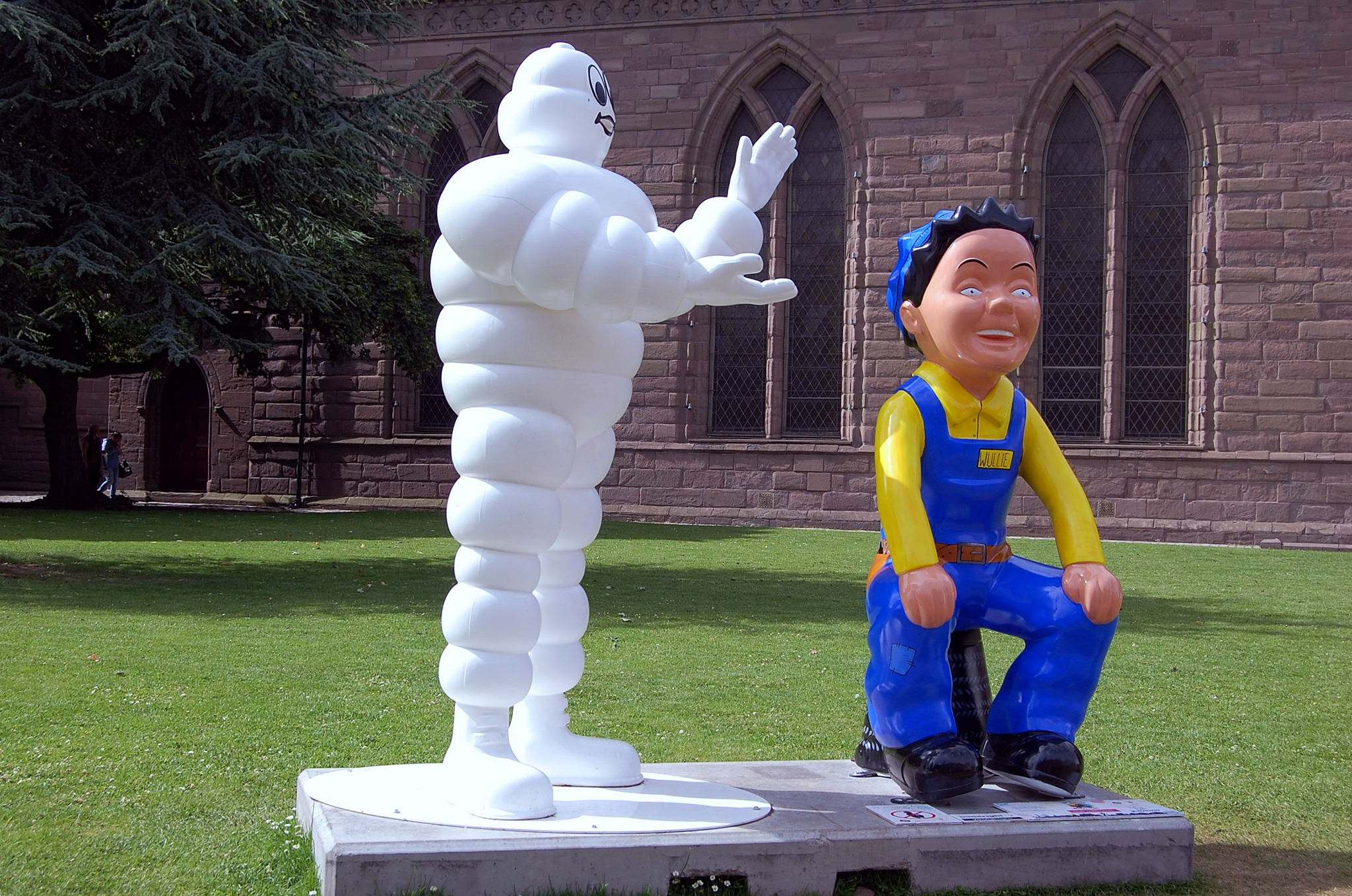 wullie18 Oor Wullie Bucket Trail in City of Dundee