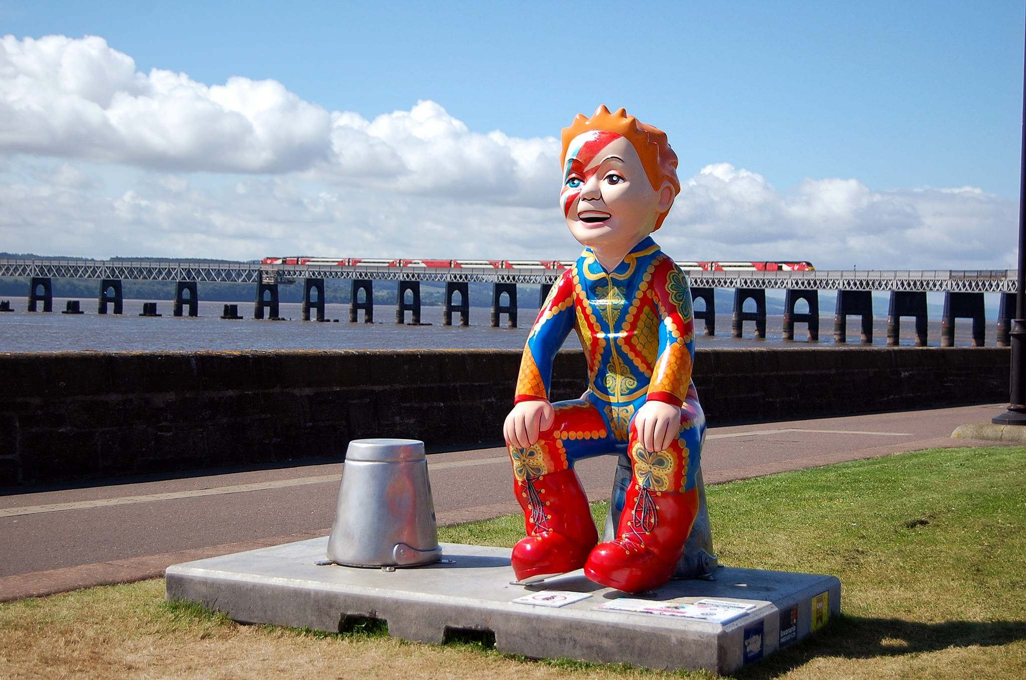 wullie2 Oor Wullie Bucket Trail in City of Dundee