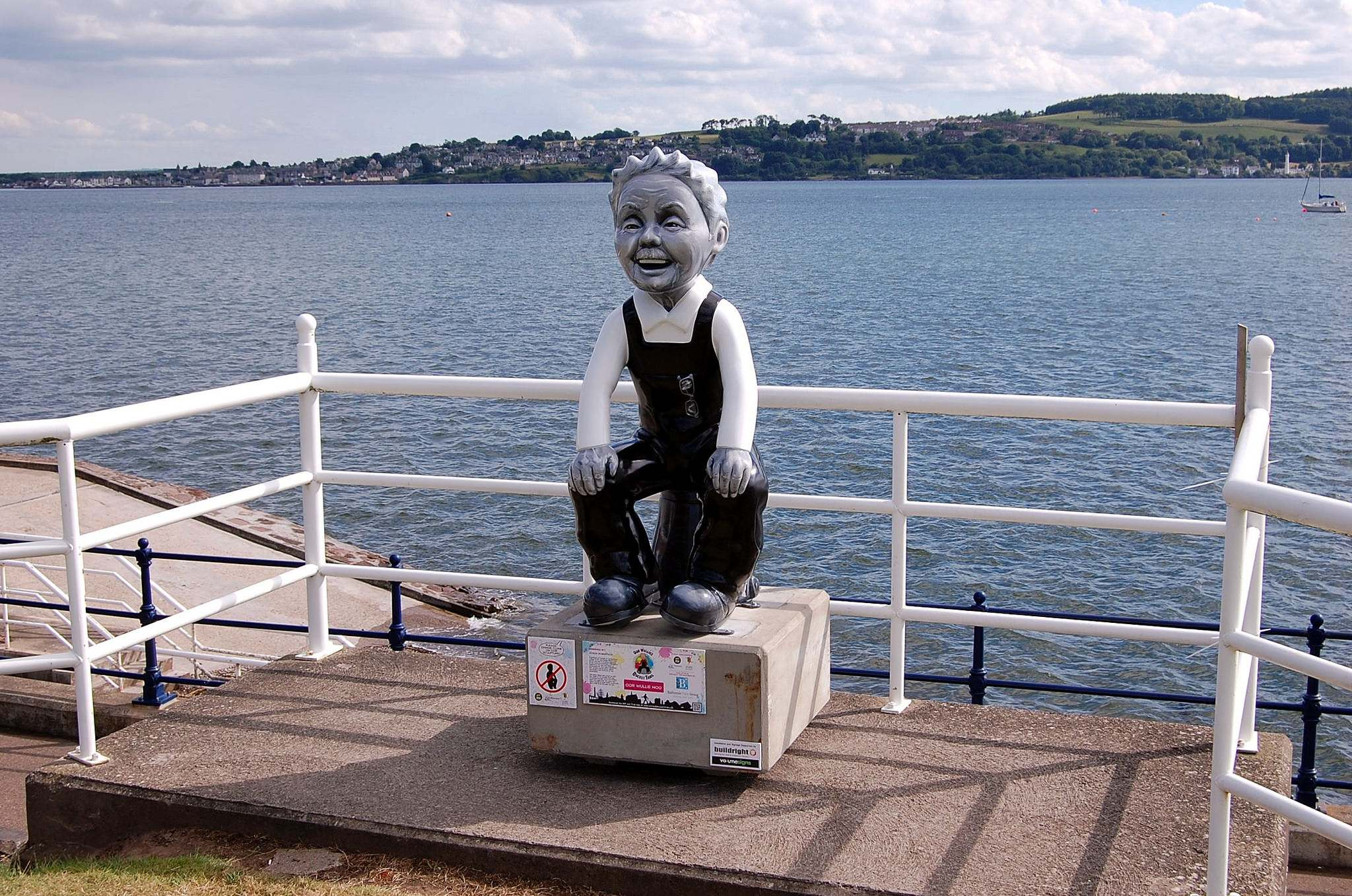 wullie20 Oor Wullie Bucket Trail in City of Dundee