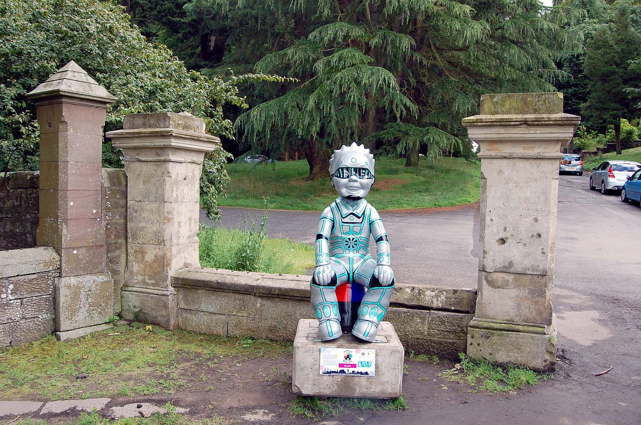 wullie21 Oor Wullie Bucket Trail in City of Dundee