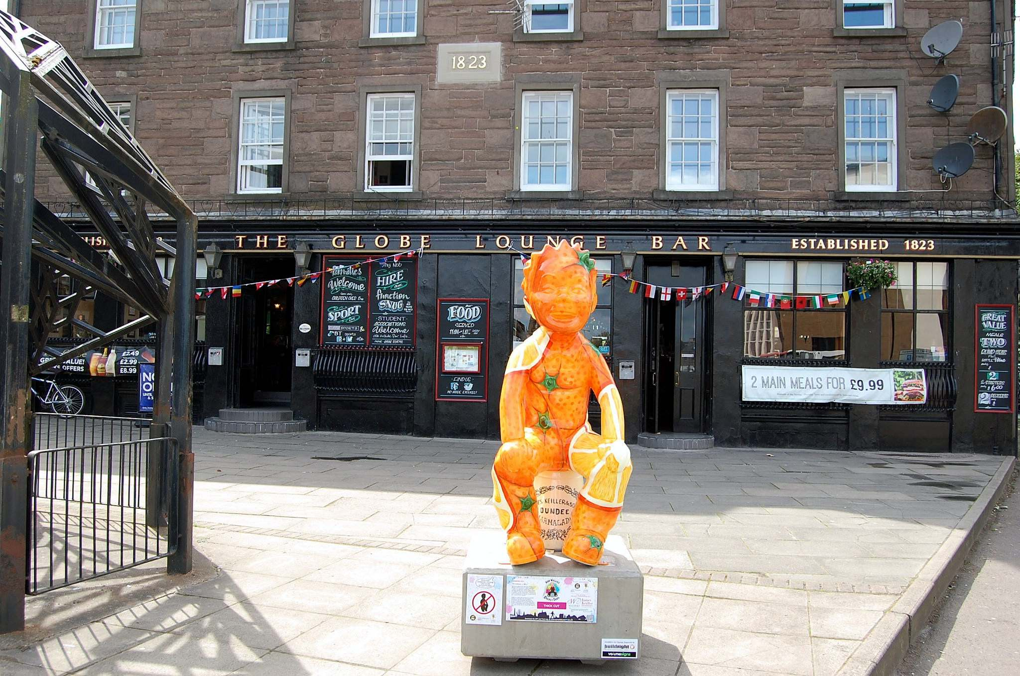 wullie22 Oor Wullie Bucket Trail in City of Dundee