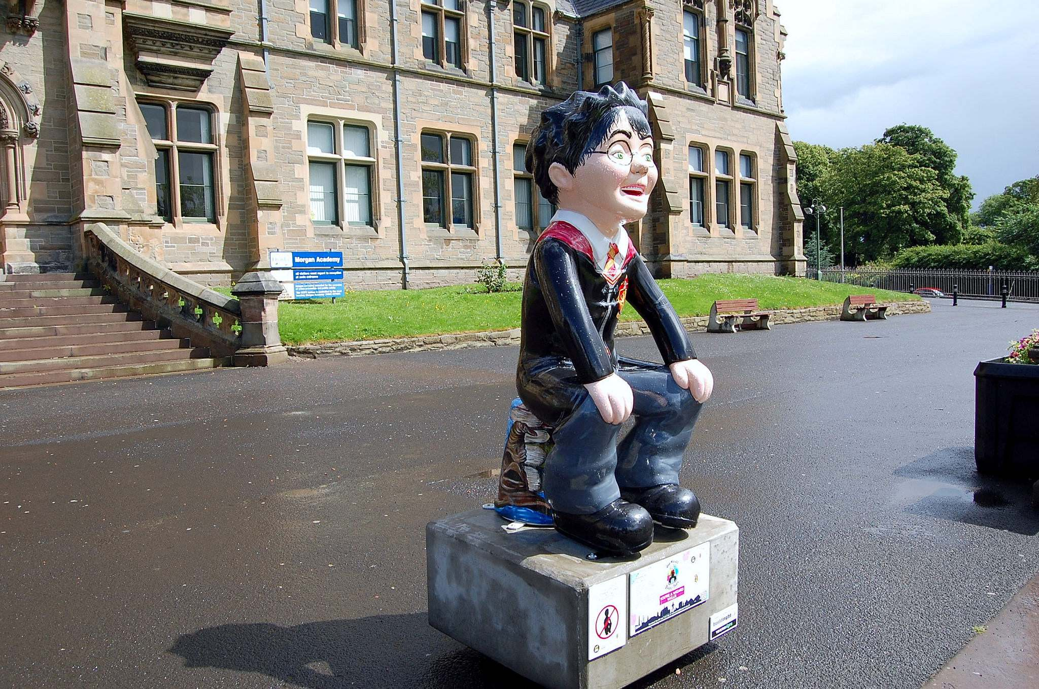 wullie24 Oor Wullie Bucket Trail in City of Dundee
