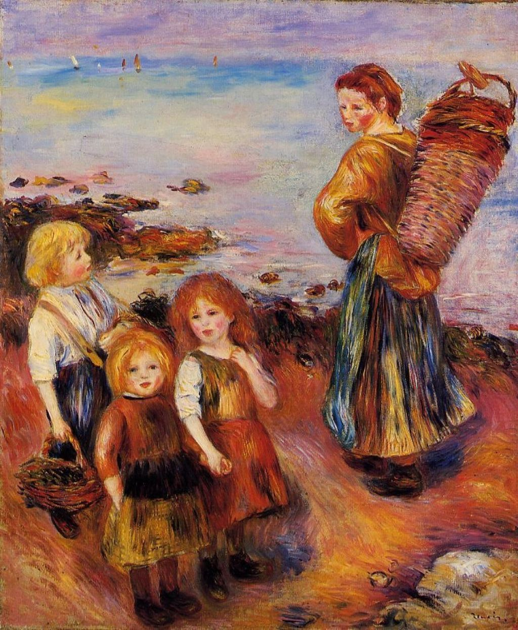 renoir artwork10 Pierre Auguste Renoir Artwork