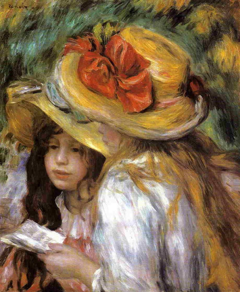renoir artwork2 Pierre Auguste Renoir Artwork
