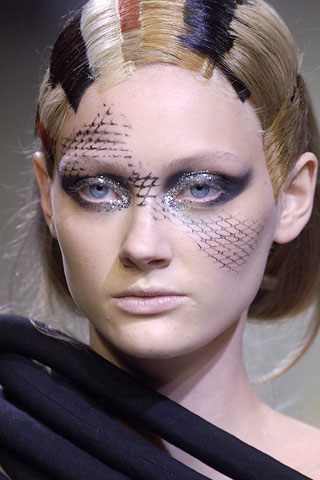 runway makeup3 Runway Makeup Tips and Trends