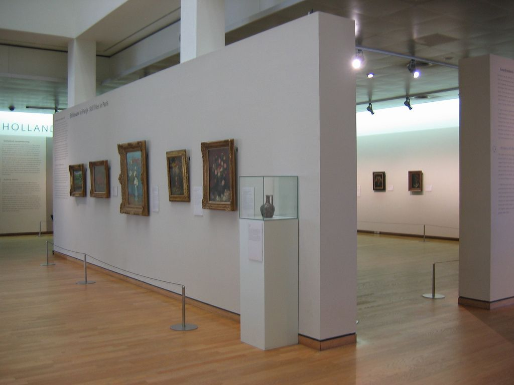 museum van gogh5 Van Gogh Museum in Amsterdam Reopens after Renovation