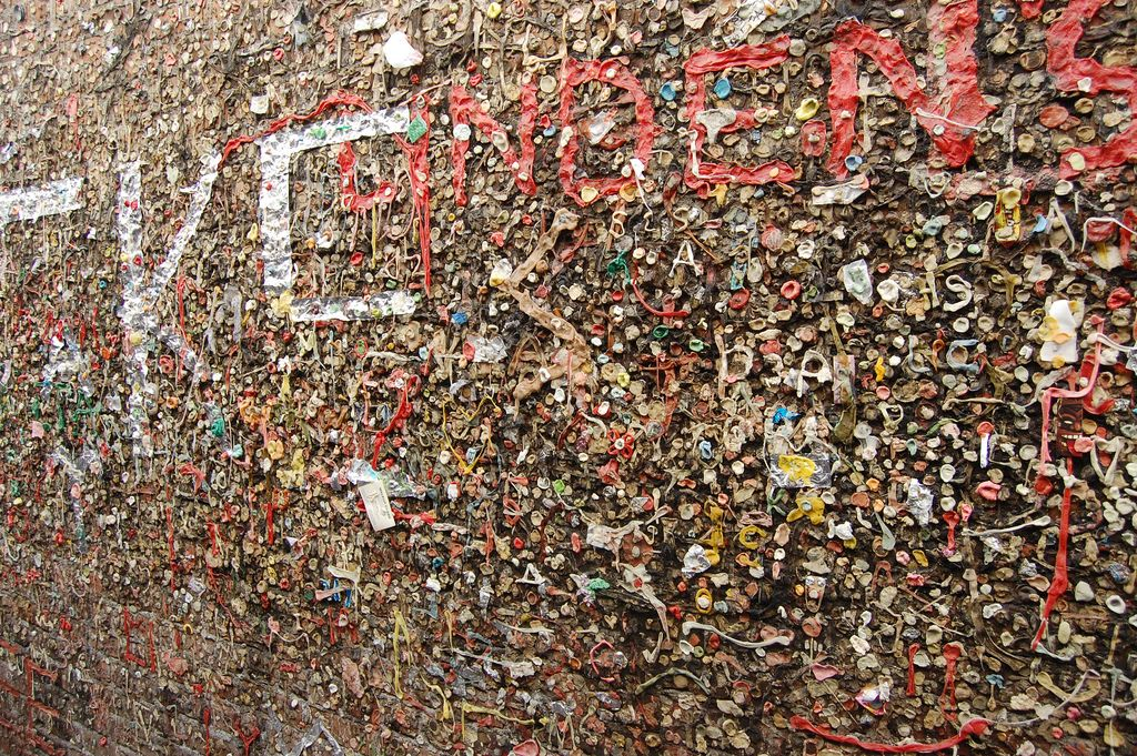 bubblegum alley4 Bubblegum Alley in San Luis Obispo