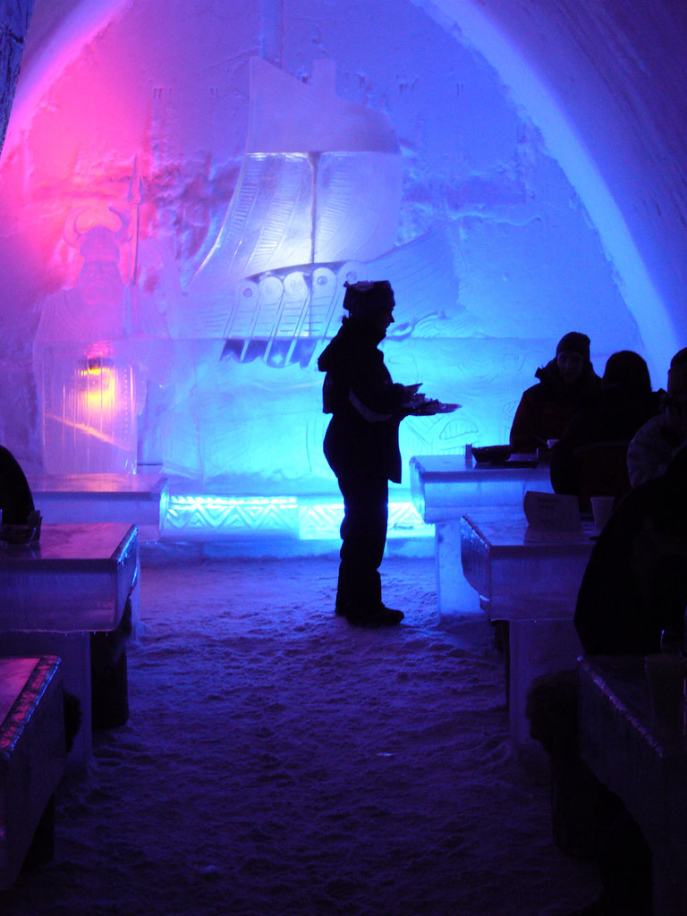 hotel kemi Finnish Snow Castle with Ice Bar