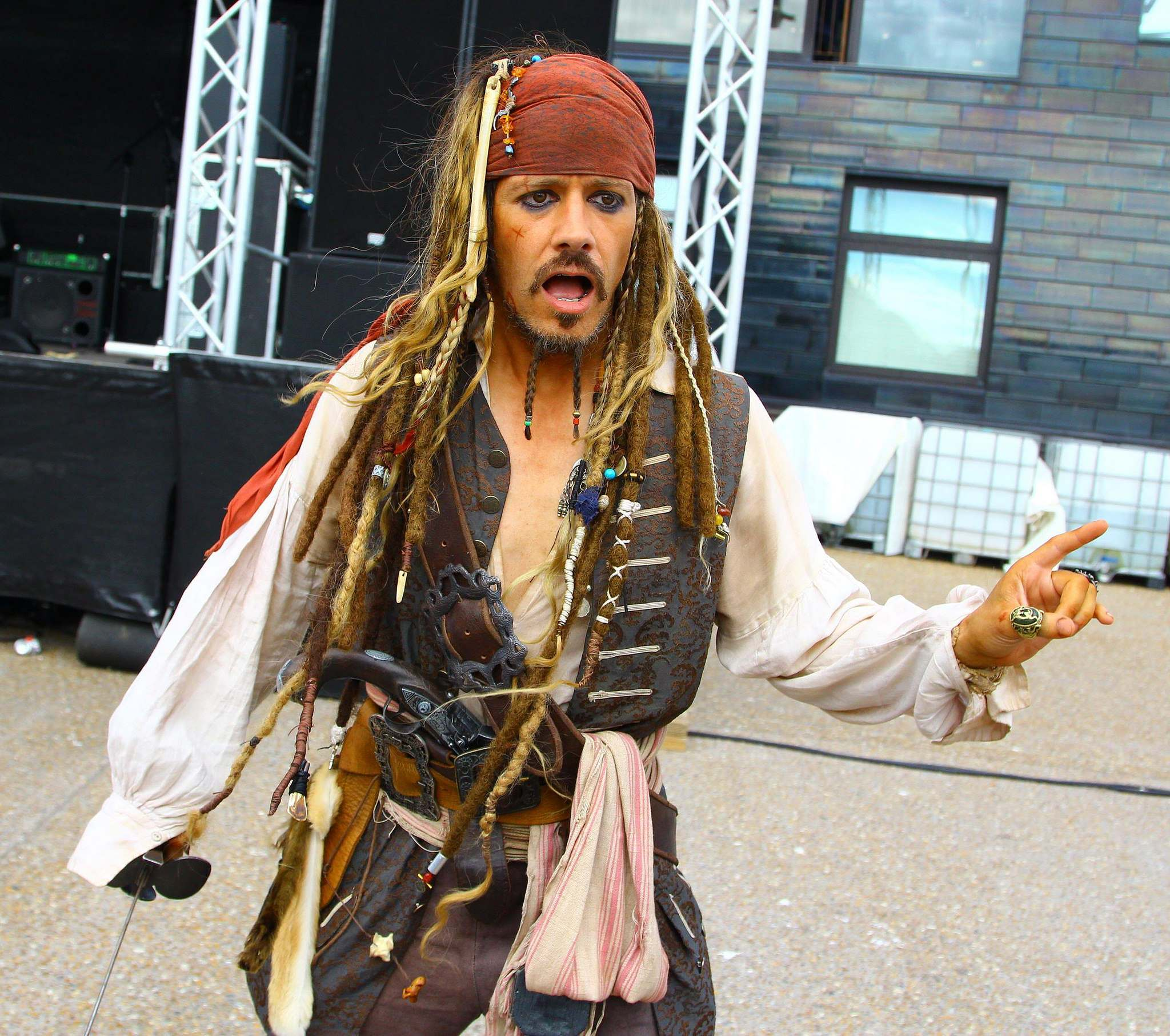 pirate 2016 Hastings Pirate Day 2016