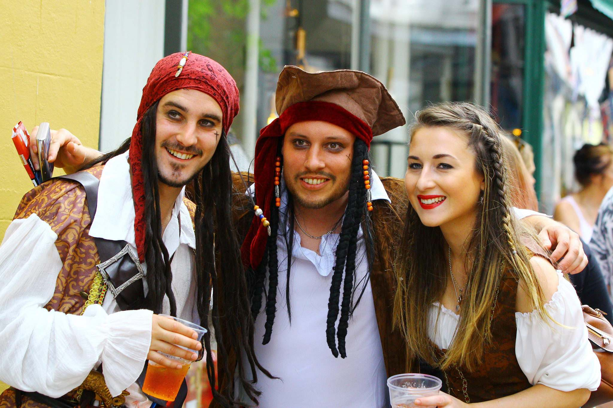 pirate 20161 Hastings Pirate Day 2016